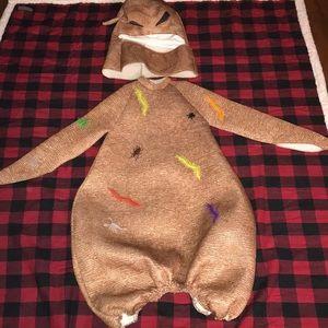 Nightmare before Christmas oogie boogie costume
